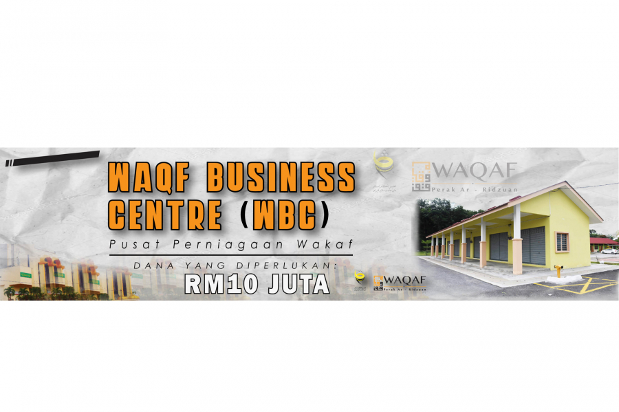 WAQF BUSINESS CENTRE (WBC)